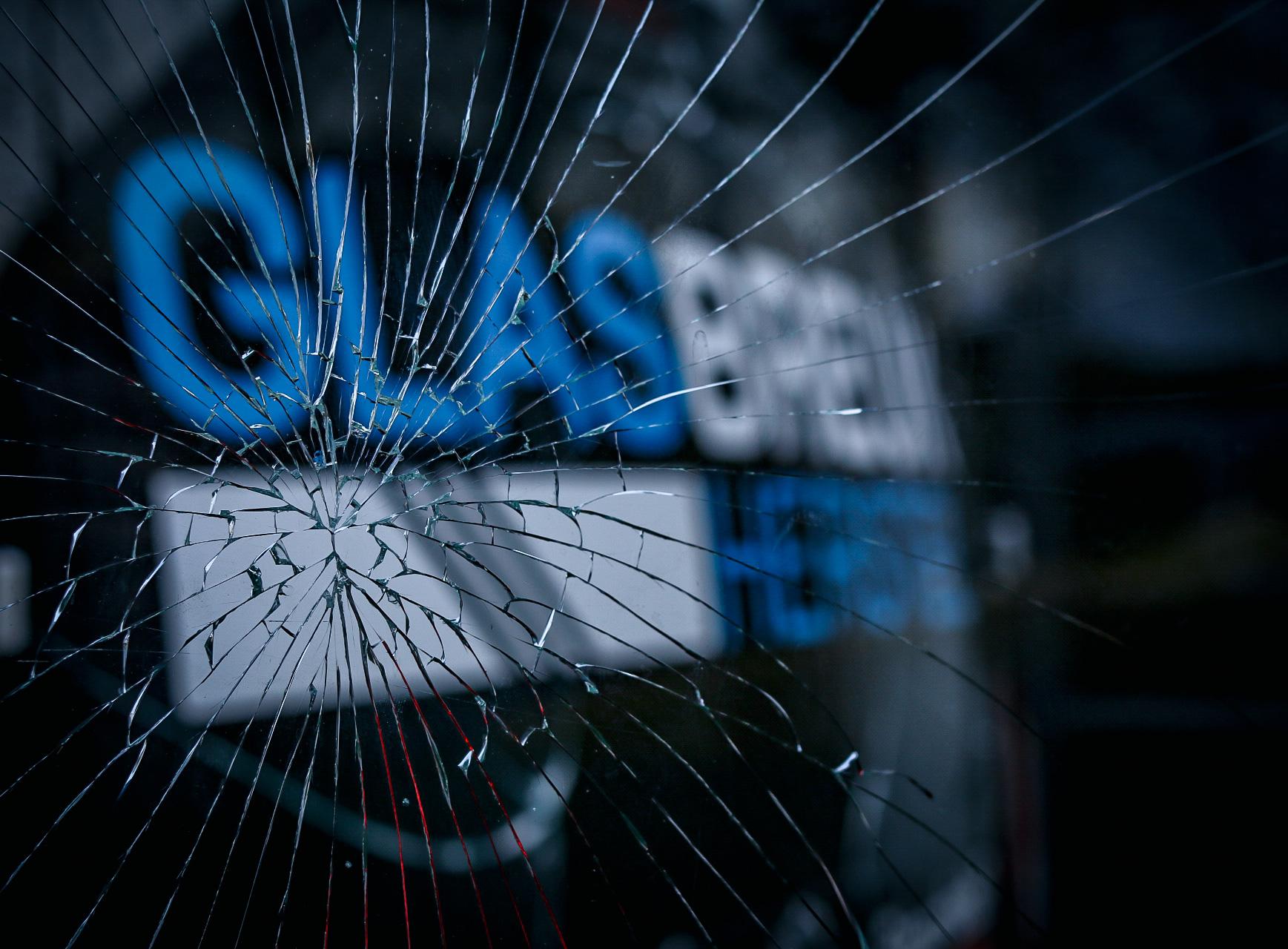 Glasschade woning Glasbreuk Herstel®