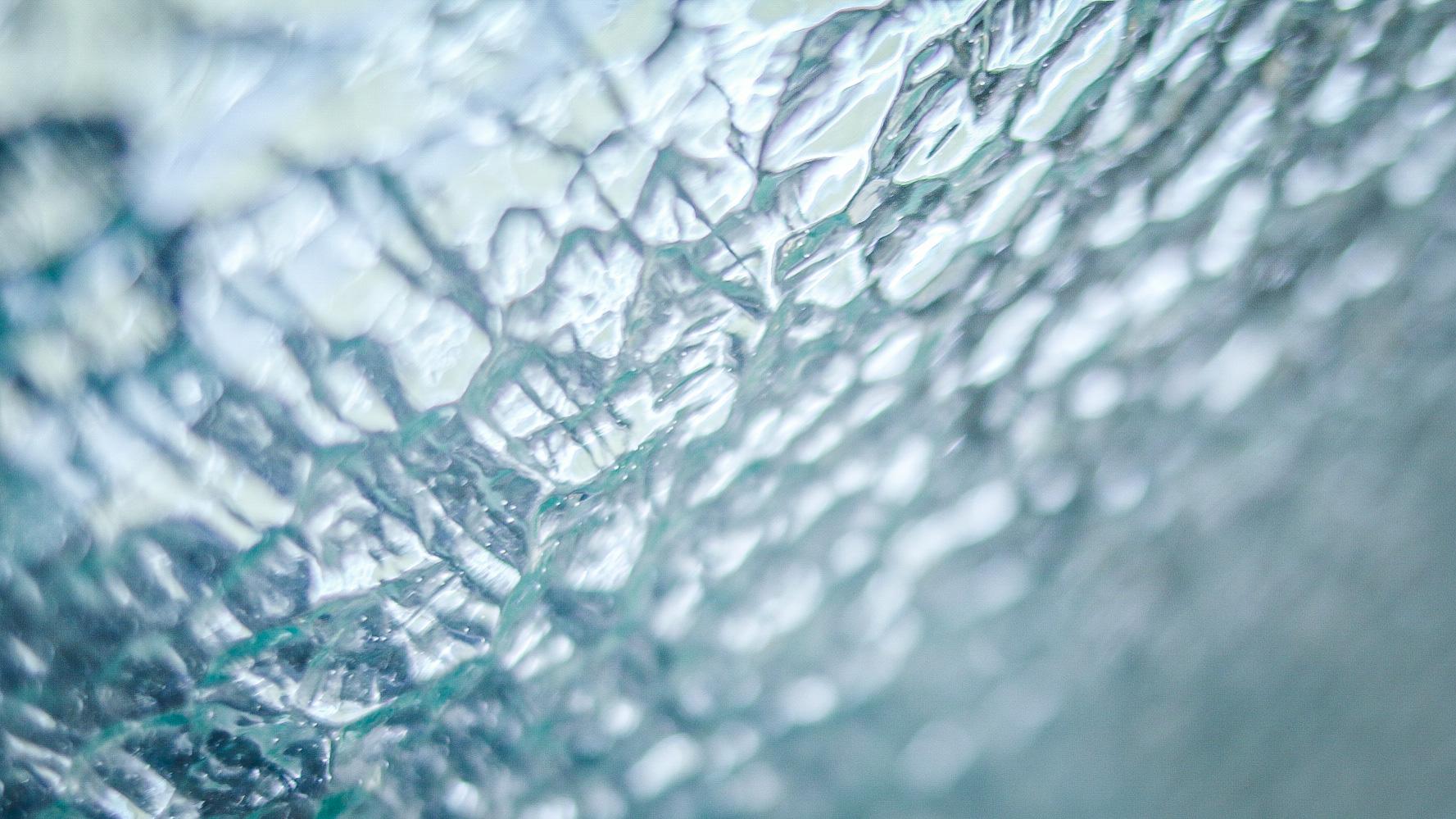 Figuurglas bij glasschade, Glasbreuk Herstel®